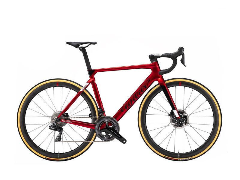 WILIER FILANTE SLR DISC ULT.DI2 RS170 RED GLOSSY click to zoom image