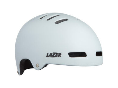 LAZER Armor LED Helmet, Matt White