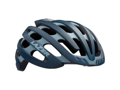 LAZER Z1 Helmet, Matt Blue/Grey