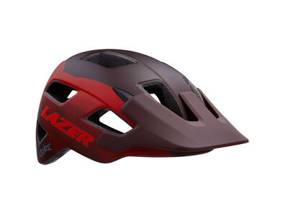 LAZER Chiru Helmet, Matt Red