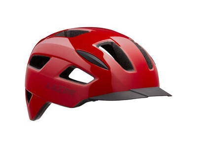 LAZER Lizard Helmet, Red
