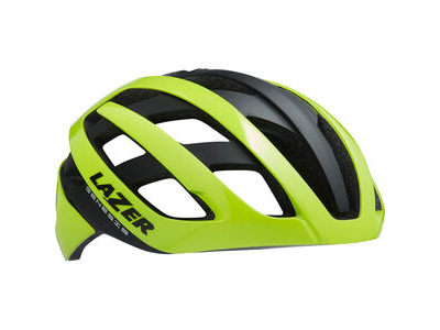 LAZER Genesis Helmet, Flash Yellow