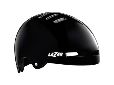 LAZER One+ Helmet, Gloss Black