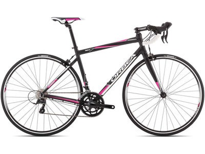 ORBEA AVANT H50 47 Black-Red  click to zoom image
