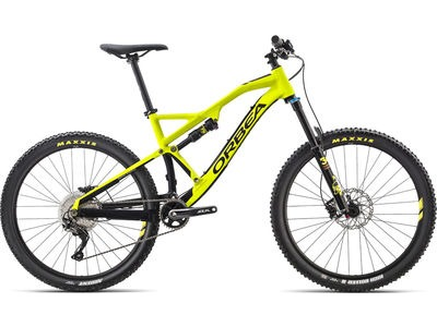 ORBEA Rallon X30 S Fluo Yellow/Black  click to zoom image