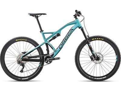 ORBEA Rallon X30 S Green/Black  click to zoom image