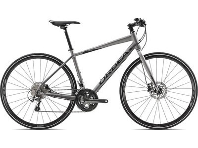 ORBEA Vector 10 S Silver/Black  click to zoom image