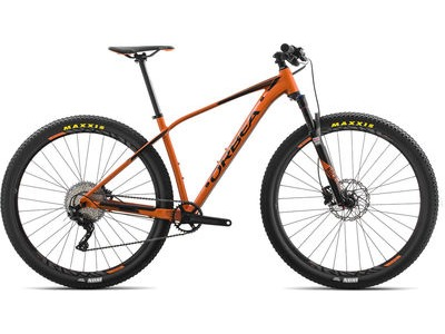 ORBEA Alma 29 H20 S Orange/Black  click to zoom image