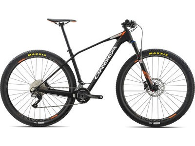 ORBEA Alma 29 M50 S Black/Orange  click to zoom image