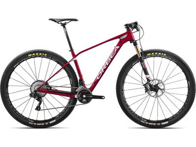 ORBEA Alma 29 M-Pro S Red/Blue  click to zoom image