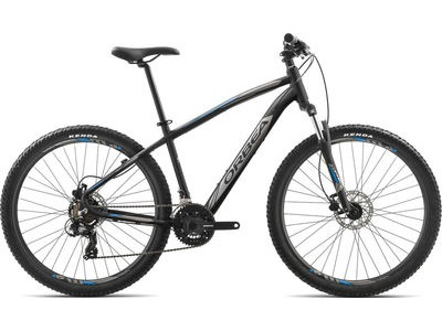 ORBEA Sport 10 S Black/Blue  click to zoom image
