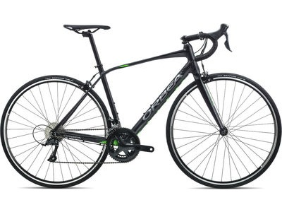 ORBEA Avant H50 47 Black/Anthracite/Green  click to zoom image