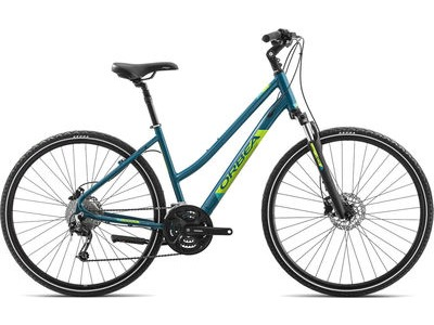 ORBEA Comfort 12 S Blue/Green  click to zoom image