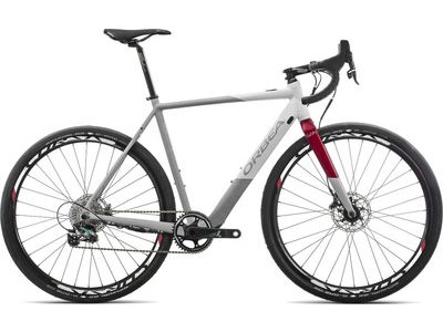 ORBEA Gain D21 XS Grey/White/Red  click to zoom image