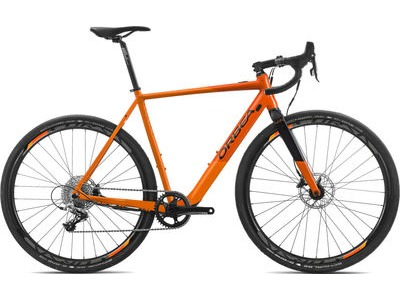 ORBEA Gain D31 XS Orange/Black  click to zoom image