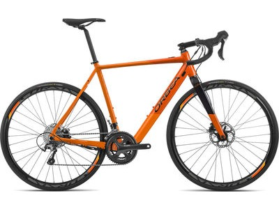 ORBEA Gain D40 XS Orange/Black  click to zoom image