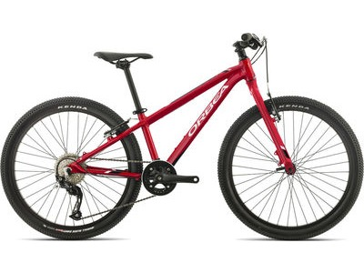 ORBEA MX 24 Team  Red/White  click to zoom image