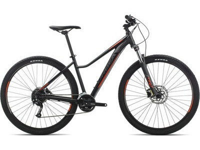 ORBEA MX 27 ENT 40 S Black/Red  click to zoom image