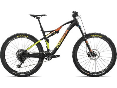 ORBEA Occam AM H10 S Black/Orange/Yellow  click to zoom image