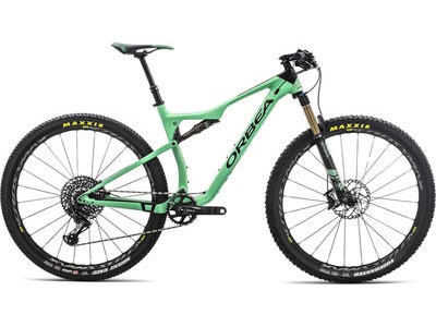 ORBEA OIZ 27 M10-TR S Mint/Black  click to zoom image