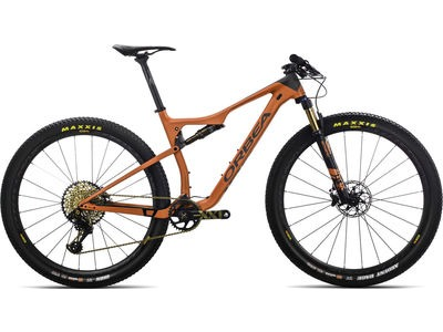 ORBEA OIZ 29 M-LTD S Orange/Black  click to zoom image