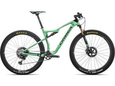 ORBEA OIZ 29 M-Team S Mint/Black  click to zoom image