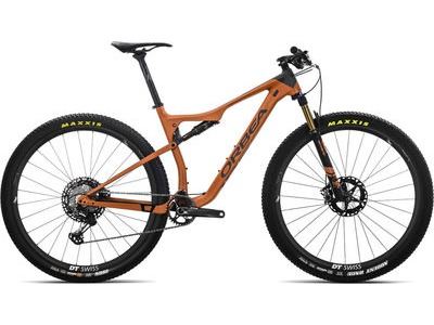 ORBEA OIZ 29 M-Team S Orange/Black  click to zoom image