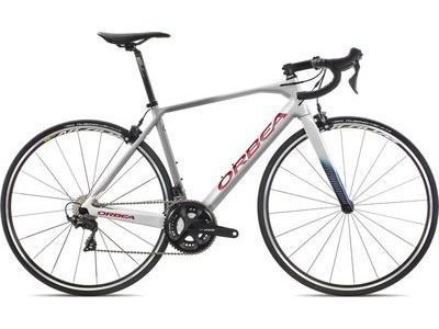 ORBEA Orca M30-Pro 47 White/Red  click to zoom image