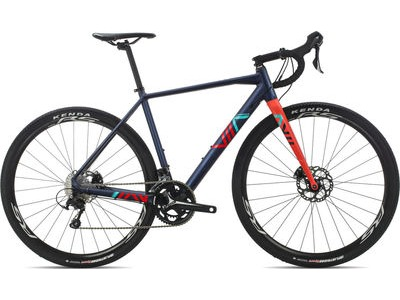 ORBEA Terra H30-D XXS Blue/Red  click to zoom image