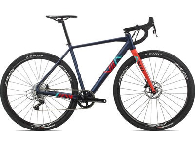 ORBEA Terra H31-D XXS Blue/Red  click to zoom image