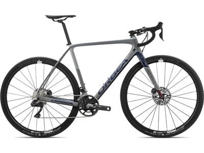ORBEA Terra OMP Frameset XS Grey/Blue  click to zoom image