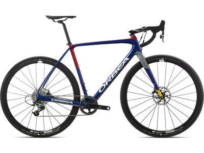 ORBEA Terra M21-D XS Blue/Red  click to zoom image
