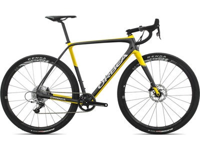 ORBEA Terra M31-D XS Anthracite/Yellow  click to zoom image