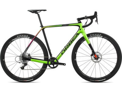 ORBEA Terra M31-D XS Green/Black  click to zoom image