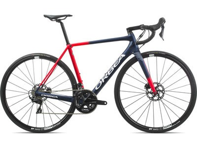 ORBEA Orca M30Team-D 47 Blue/Red  click to zoom image