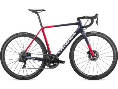 ORBEA Orca M10iTeam-D 47 Blue/Red  click to zoom image