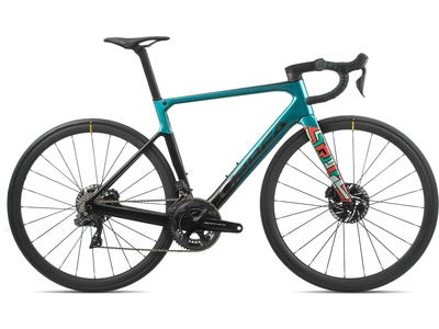 ORBEA Orca M10iLtd-D 47 Green/Black  click to zoom image