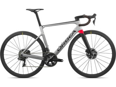 ORBEA Orca M10iLtd-D 47 Grey/Red  click to zoom image