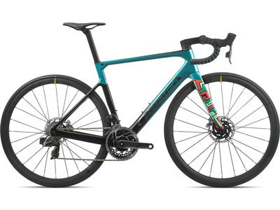 ORBEA Orca M11eLtd-D 47 Grey/Red  click to zoom image
