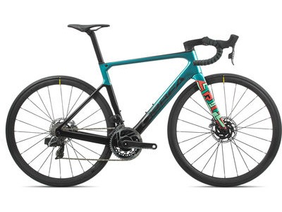 ORBEA Orca M11eLtd-D 47 Green/Black  click to zoom image