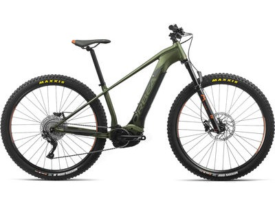 ORBEA Wild HT 30 29 S Green/Black  click to zoom image