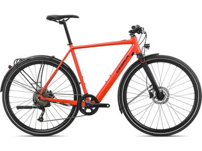 ORBEA Gain F35 XS Red/Black  click to zoom image