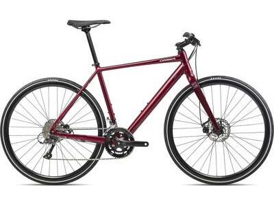 ORBEA Vector 30 XS Dark Red  click to zoom image