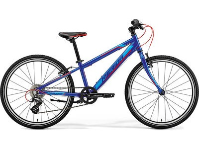 MERIDA Matts Jr 24 Race - Blue