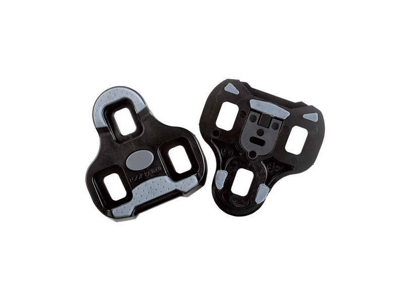 LOOK Keo Cleat With Gripper 0 Degree (Fixed) Black click to zoom image