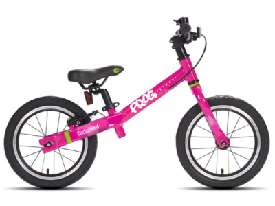 FROG BIKES Tadpole Plus  Pink  click to zoom image