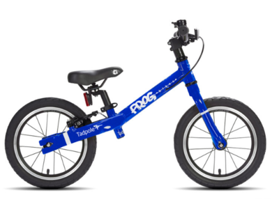FROG BIKES Tadpole Plus  Blue  click to zoom image