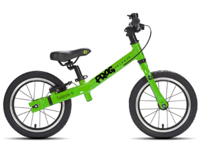FROG BIKES Tadpole Plus  Green  click to zoom image