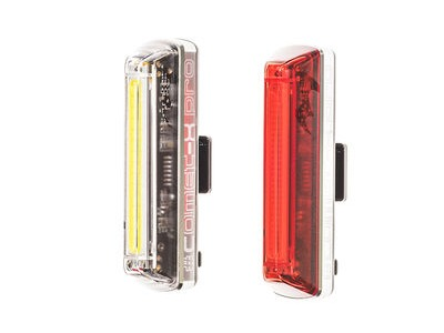 MOON COMET X PRO FRONT AND REAR LIGHT SET
