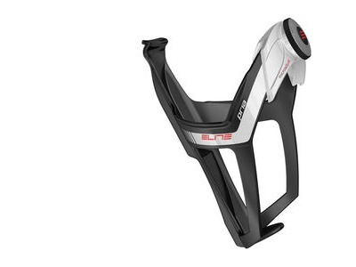 ELITE Pria Pavé bottle cage black/white